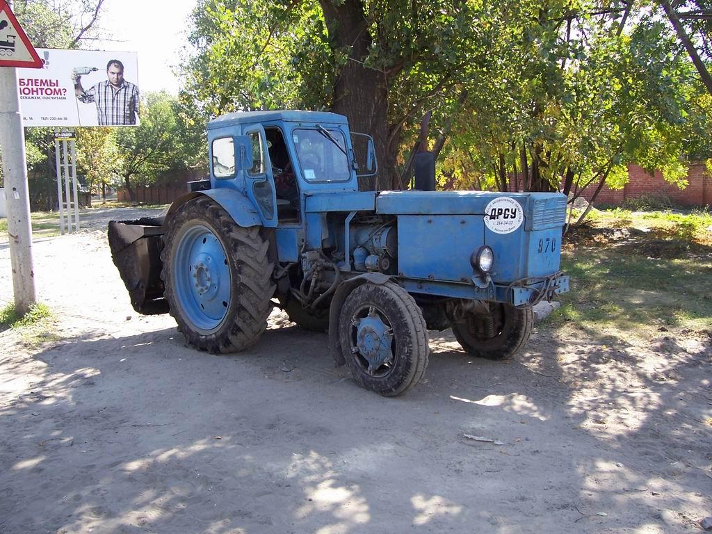 Липецкий тракторный завод (Липецк) / Заводы   768x1024